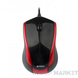Жична мишка A4TECH N-400-2