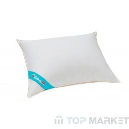 Възглавница със гъши пух Natural Medium Flex
