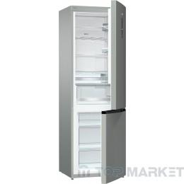 Хладилник фризер Gorenje NRK6191MX4