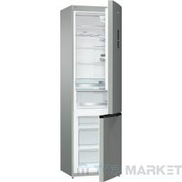 Хладилник фризер gorenje NRK6201MX4