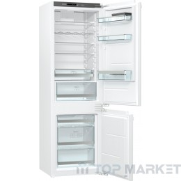 Хладилник с фризер за вграждане Gorenje NRKI2181A1
