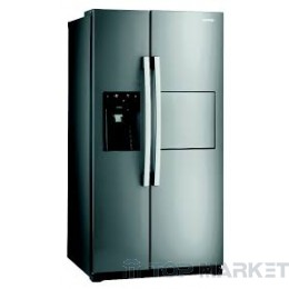 Хладилник SIDE BY SIDE Gorenje NRS9181CXB