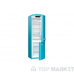 Хладилник фризер gorenje ORK192BL