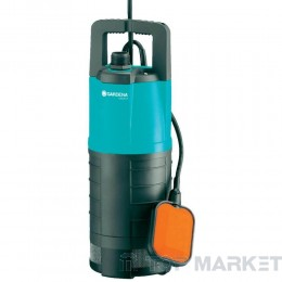 Потопяема помпа GARDENA Classic 5500 900W, 5500л/ч
