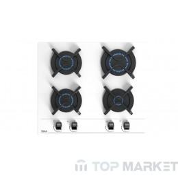 Плот за вграждане TEKA GBC 64001 БЯЛ газов