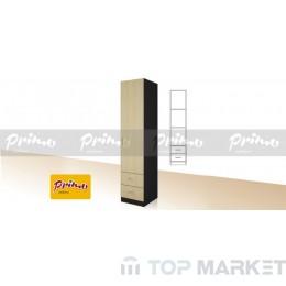 Еднокрилен гардероб Primo 4