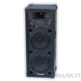 Колонки ПАСАТ BOOM BOX DS-2060U+ MP3 PLAYER +FM, ПАСИВНА + АКТИВНА