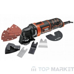 Шлайф машина вибрационна BLACK&DECKER MT300KA