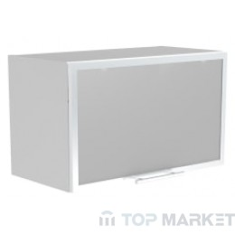 Шкаф горен с витрина R1 60x36 Tracy
