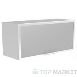 Шкаф горен с витрина R1 80x36 Tracy