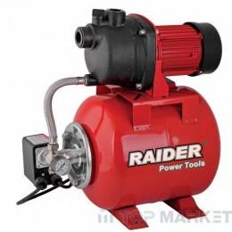 Хидрофор RAIDER RD-WP800J