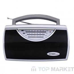 Радио преносимо FIRST FA-1904-SI