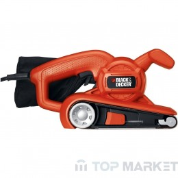 Шлайф машина лентова BLACK&DECKER KA86