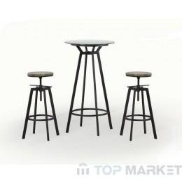 Бар стол H113
