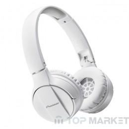 Слушалки PIONEER SE-MJ553BT-W