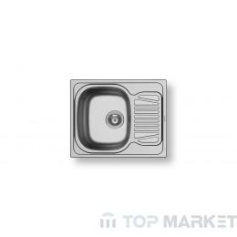 Мивка за вграждане Pyramis SPARTA 1B 1D