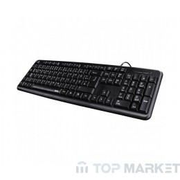 Клавиатура HAMA-182660 Verano- черна