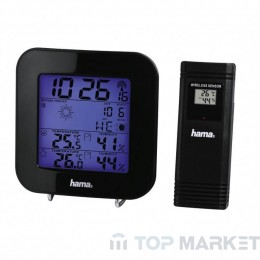 Електронна метеостанция HAMA EWS-200