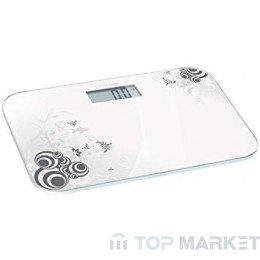 Електронна везна LANAFORM ELECTRONIC SCALE LA09030301 white