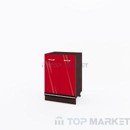 Долен шкаф City ВП-163 за вграждане на мивка