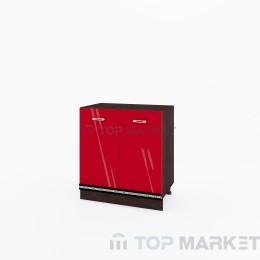 Долен шкаф City ВП-164 за вграждане на мивка