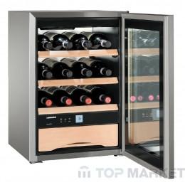 Хладилник за съхранение на вино LIEBHERR Grand Cru WKes 653