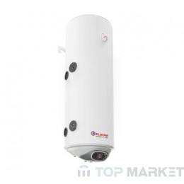 Бойлер ЕЛДОМ WV08039ISLE комбиниран с лява серпентина, електронно управление, неръждаем