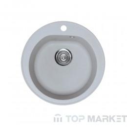 Кухненска гранитна мивка XVenera сива