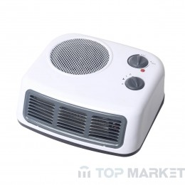 Вентилаторна печка с метален корпус ZEPHYR ZP 1970 T white