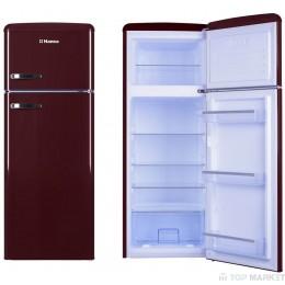 Хладилник-фризер HANSA FD 221.3W бордо