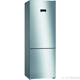Хладилник-фризер BOSCH KGN49XLEA