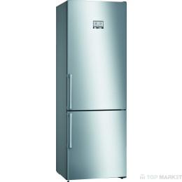 Хладилник-фризер BOSCH KGN49AIEQ