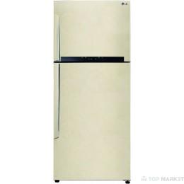 Хладилник с горна камера LG GTB 583SEHZD