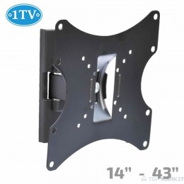 Стойка за LCD WALL MOUNT 1TV-100
