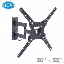 Стойка за LCD WALL MOUNT 1TV-130