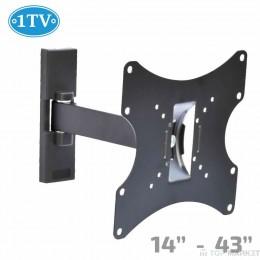 Стойка за LCD WALL MOUNT 1TV-110