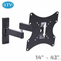 Стойка за LCD WALL MOUNT 1TV-120