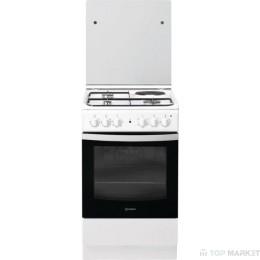 Готварска печка INDESIT IS5M4KCW/E