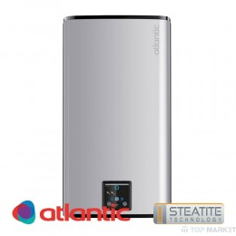 Електрически бойлер ATLANTIC Steatite Silver CUBE 150л Wi-Fi