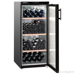 Хладилник за съхранение на вино LIEBHERR Vinothek WKb 3212