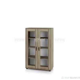 Шкаф витрина City 6205