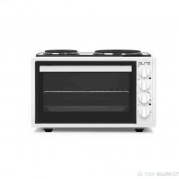 Готварска печка ELITE EMO 1208 мини/2 котлона