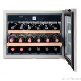 Виноохладител за вграждане LIEBHERR WKEes 553 GrandCru