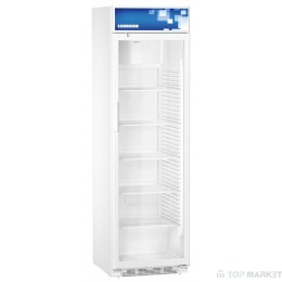 Хладилна витрина с динамично охлаждане и рекламен дисплей LIEBHERR FKDv 4213