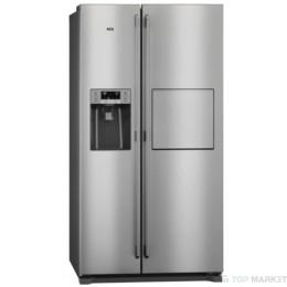 Хладилник с фризер AEG RMB66111NX US SBS