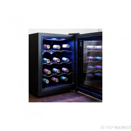 Хладилна витрина за вино CECOTEC GRANDSOMMELLIER 1200