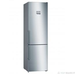Хладилник-фризер BOSCH KGN39HIEP