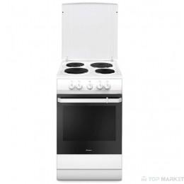 Готварска печка HANSA FCEW640009 с електрически плот