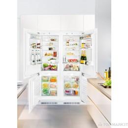 Хладилник фризер за вграждане LIEBHERR SBS 66I2