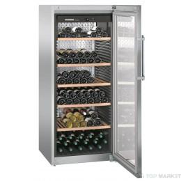 Хладилник за съхранение на вино LIEBHERR GrandCru WKes 4552